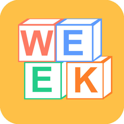 Kids Week Plan