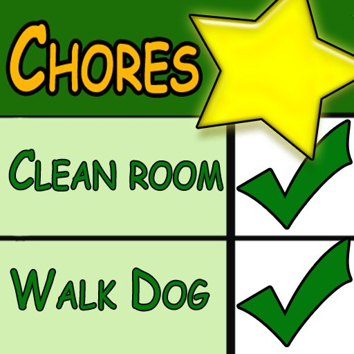 Welcome To Their World Apps Chore Pad Hd