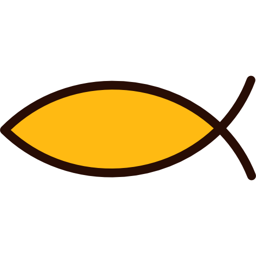 Fish, Shapes, Christianity, Religion, Christian, Catholic