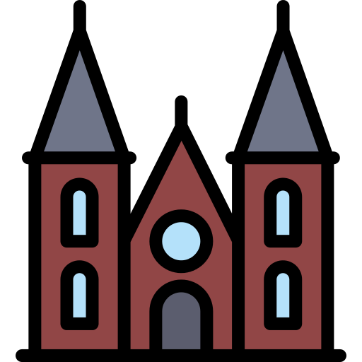 Architectonic Christian Png Icon