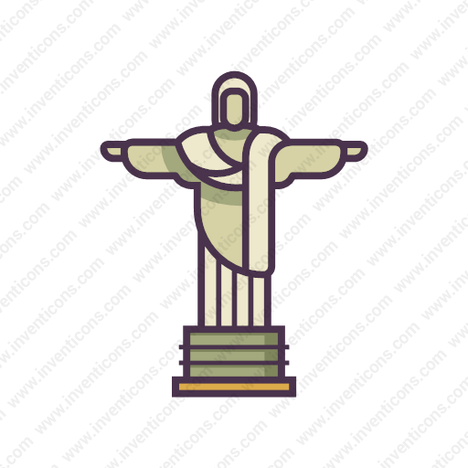Download Christ,the,redeemer Icon Inventicons