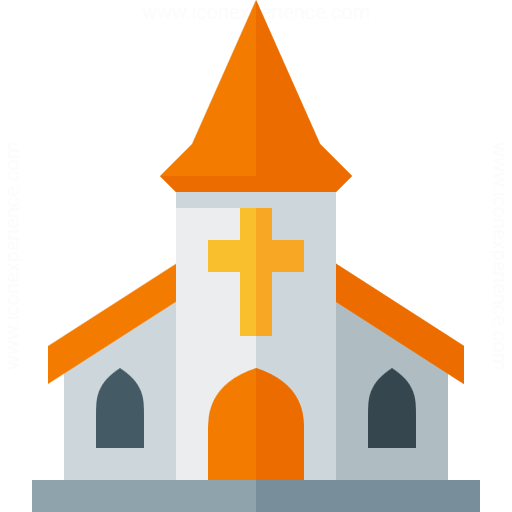 Iconexperience G Collection Church Icon
