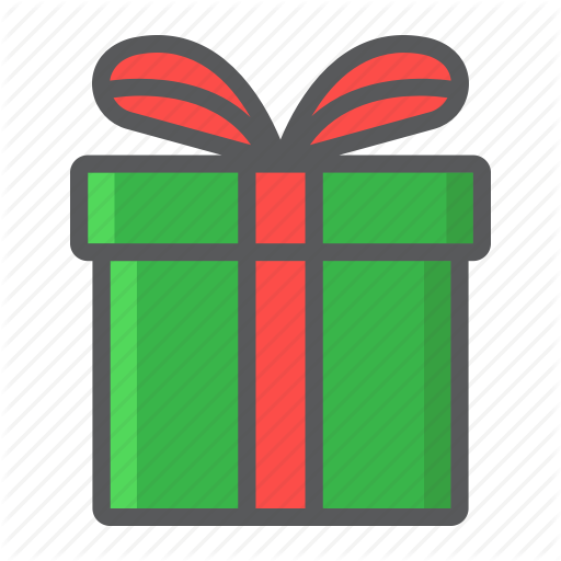 Box, Christmas, Gift, Holiday, New Year, Present Icon
