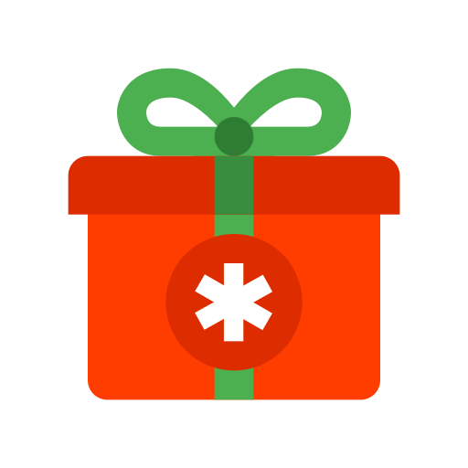Christmas, Gift Icon Free Of Winter Holiday