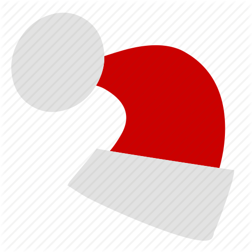 Celebration, Christmas, Hat, Noel, Santa Claus, Winter, Xmas Icon