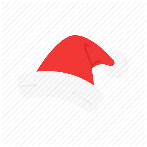 Christmas, Christmas Hat, Santa, Santa Hat Icon