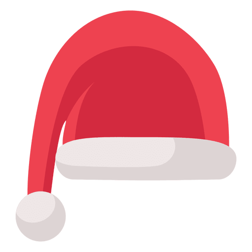 Santa Hat Stroke Icon
