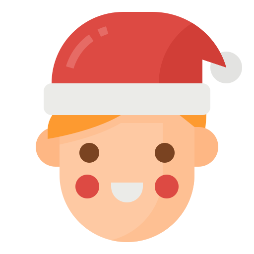 Boy, Christmas, Hat, Winter, Xmas Icon Free Of Christmas