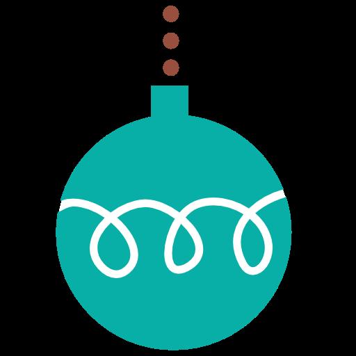 Christmas, Ball Icon Free Of Flat Christmas Icons