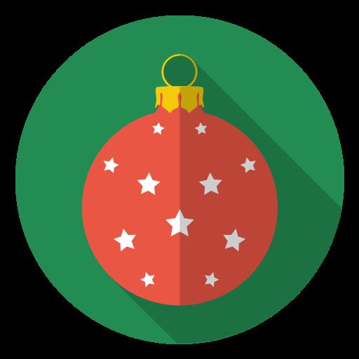 Tree, Winter, Holiday, Xmas, Stars, Bulb, Christmas Icon