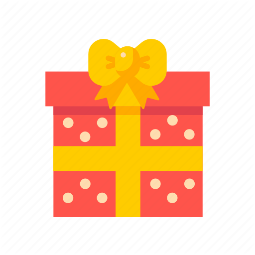 Box, Christmas, Gifts, Holiday, New Year, Party, Xmas Icon