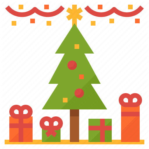 Christmas, Holiday, Thanksgiving, Winter Icon