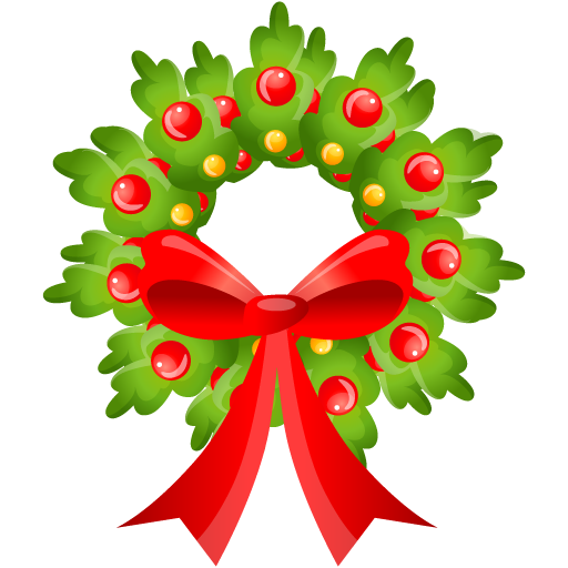 Bow, Christmas Icon