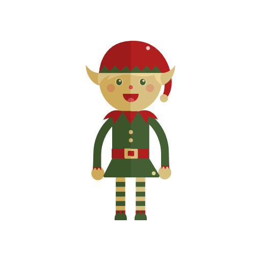 Elf, Christmas Icon Free Of Christmas Icons In Flat