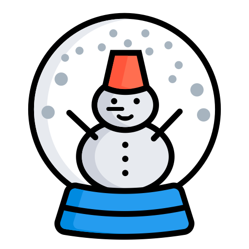Ball, Christmas, Christmas Decorations, Snow, Snowman, Winter