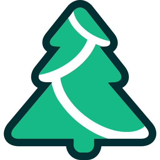 Winter, Tree, Christmas, Evergreen, Christmas Tree, Xmas Icon