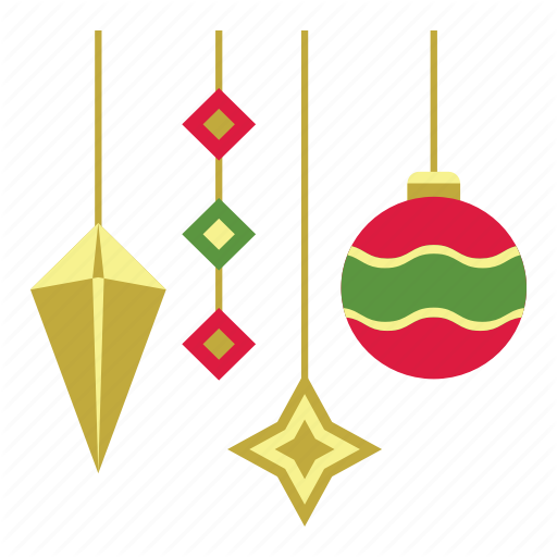 Bauble, Christmas, Decorations, Holiday, Merry, Ornaments, Xmas Icon