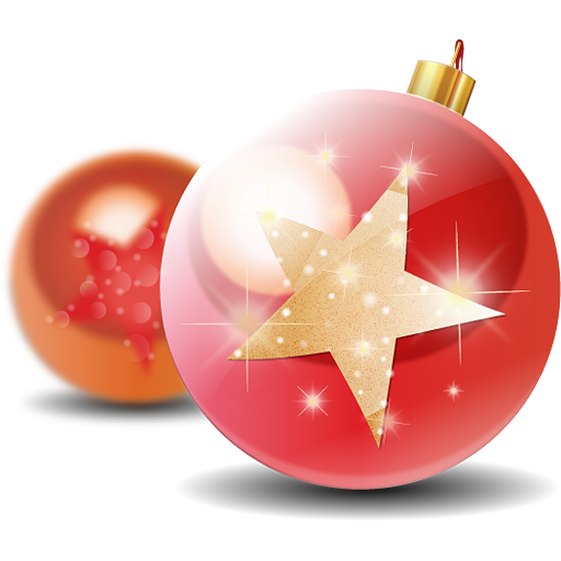 Christmas Decorations Icon Free Icons Download