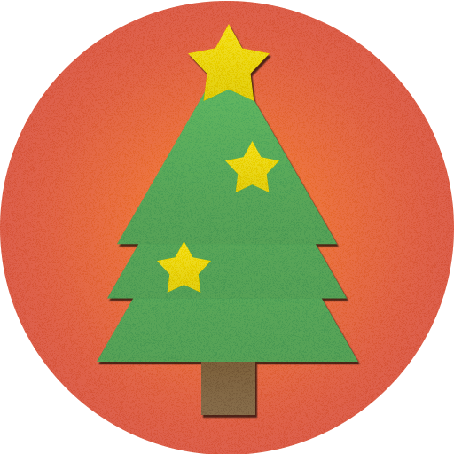 Christmas Tree Icon Iconshow