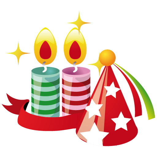 Party Hat Candles Icon Free Download As Png And Formats