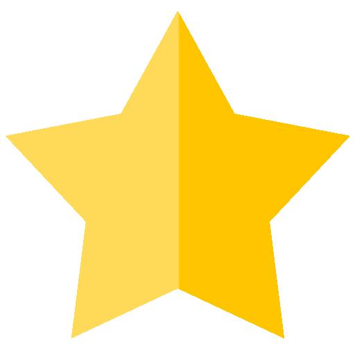Star Icon Flat Christmas Iconset Psdblast