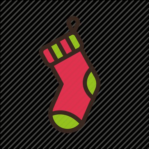 Christmas, Fireplace, Gift, Merry Christmas, New Year, Sock