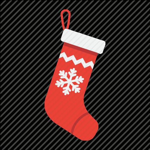 Christmas, Holiday, New Year, Sock, Stocking, Xmas Icon