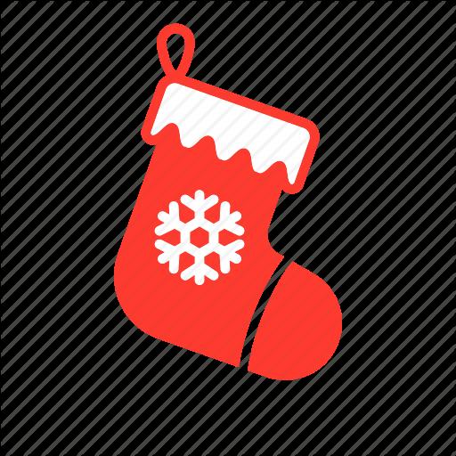Christmas, Sock, Stocking Icon