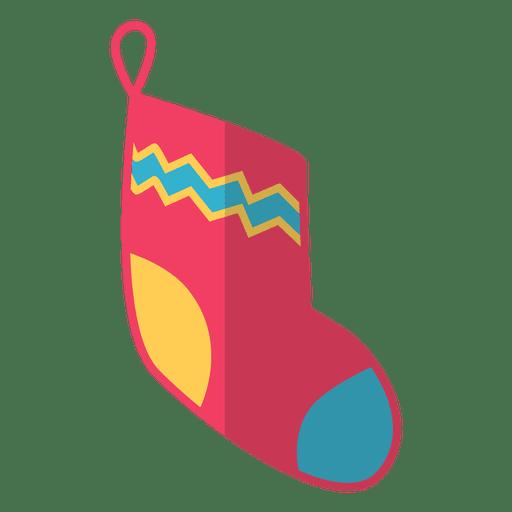 Christmas Stocking Flat Icon