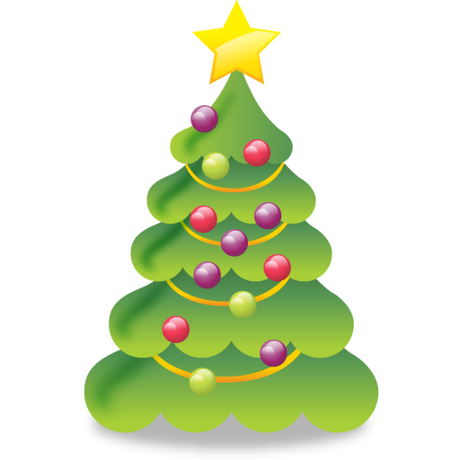Icon Free Christmas Tree