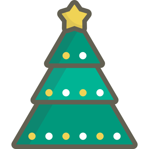 Christmas, Nature, Forest, Woods, Trees, Christmas Tree Icon