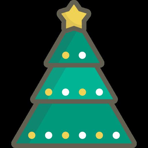 Christmas Tree Christmas Png Icon