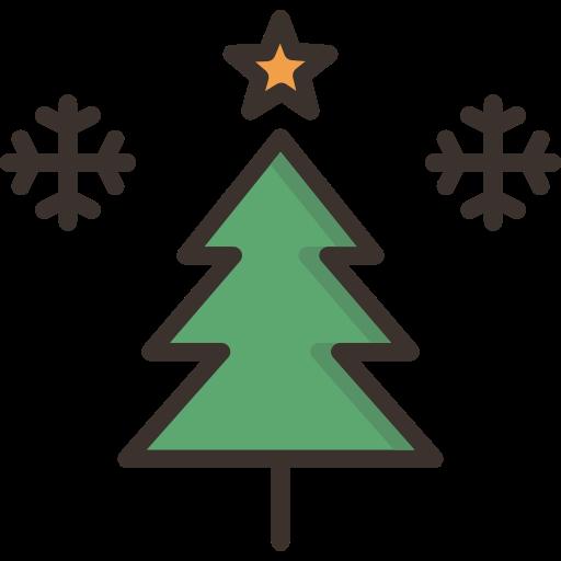 Christmas Tree Fir Png Icon
