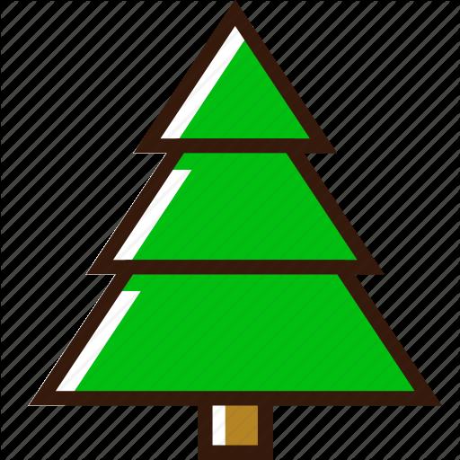 Christmas Decoration, Christmas Tree, Ornament, Tree, Winter Icon