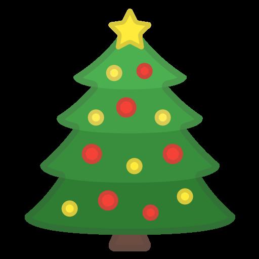 Christmas Tree Icon Noto Emoji Activities Iconset Google