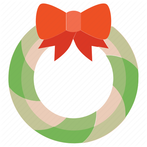 Christmas Wreath, Decoration Element, Garland, Holly Wreath