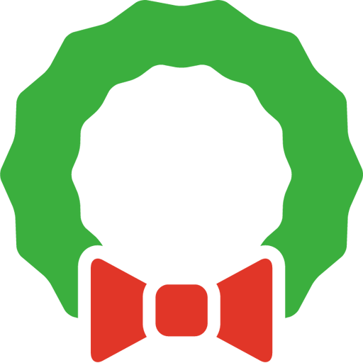 Wreath Icon Iconshow