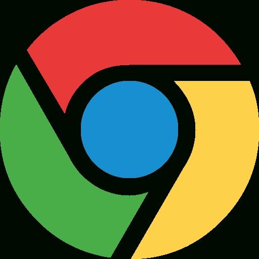 Google Chrome Icon Free Design Templates