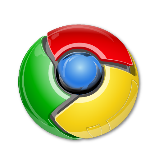 Google Chrome Icon Vector Free Download