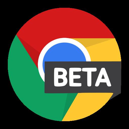 Google, Chrome, Beta Icon Free Of Super Flat Remix Apps