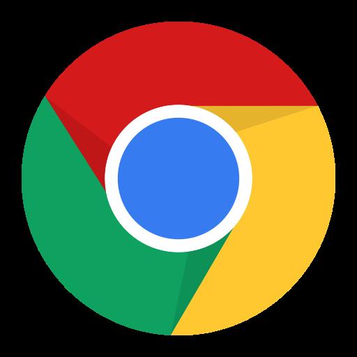 Google, Chrome Icon Free Of Super Flat Remix Apps