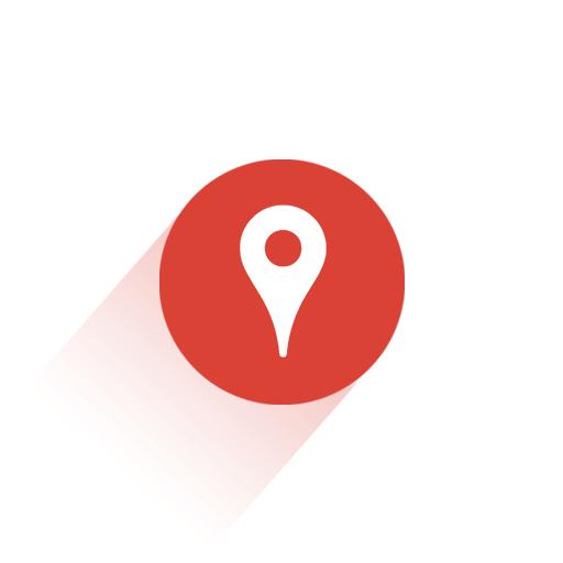 Google Location Icon