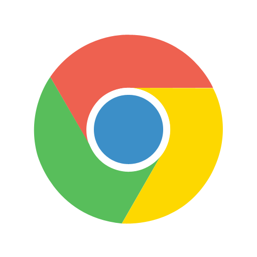 Chrome Icon White Images