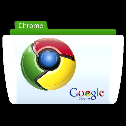Chromium, Folder, Icon Free Of Colorflow Icons