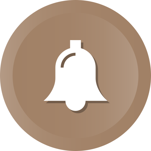 Alert, Bell, Christmas, Bell, Church, Bell, Notification Icon Free