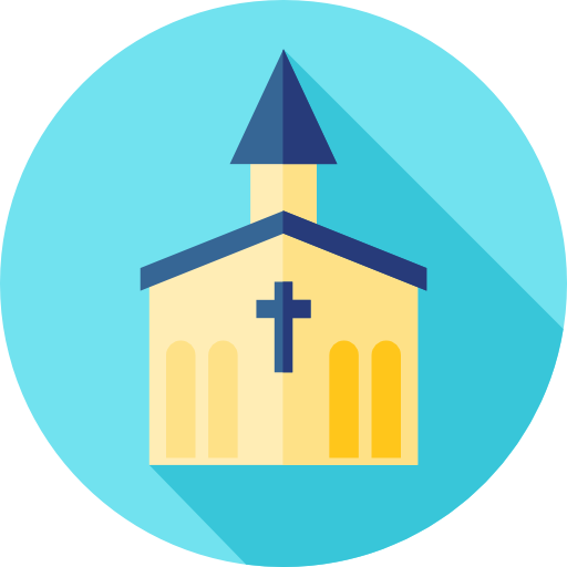 Chapel, Religion, Christian, Buildings, Temple, Church Icon