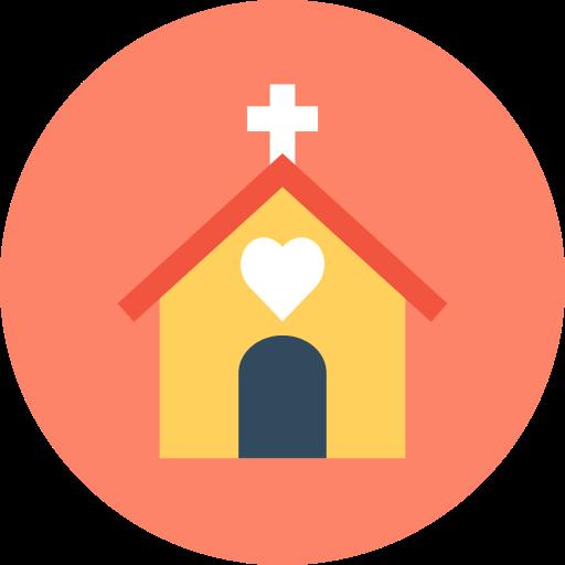 Church Chapel Png Icon