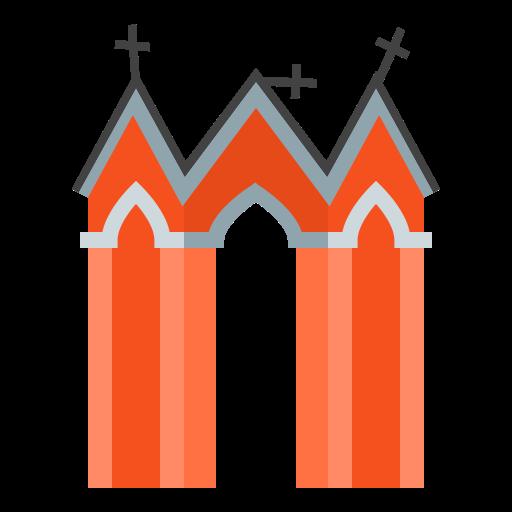 Religion, Holidays, Break, Halloween, Church Icon