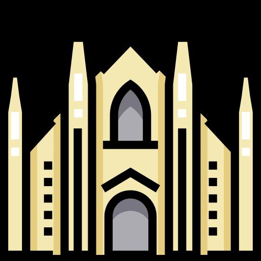 Duomo Di Milano Church Png Icon