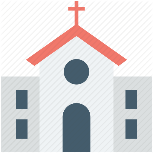 Catholic, Chapel, Christian Building, Church, Religious Place Icon